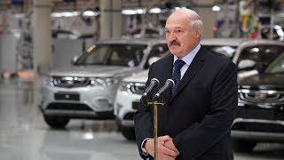 Указ по стимулированию покупки отечественных автомобилей выйдет в ближайшее время - Лукашенко