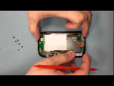 ZTE Fury Screen Repair Fix, Android Phone