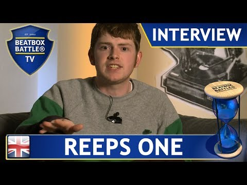 Reeps One from England - Interview - Beatbox Battle TV