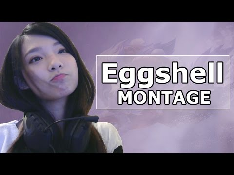Eggshell Montage   Best Plays Of 2016 (League Of Legends)