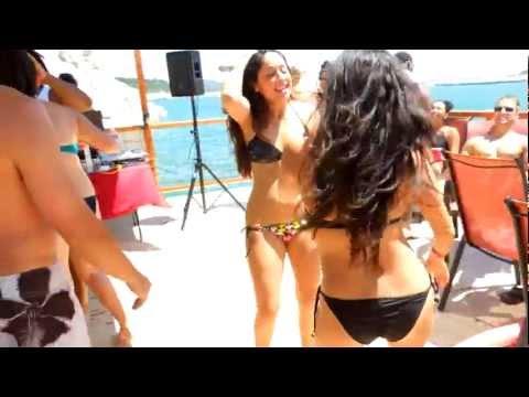 Barge Party on Lake Travis - Austin, TX