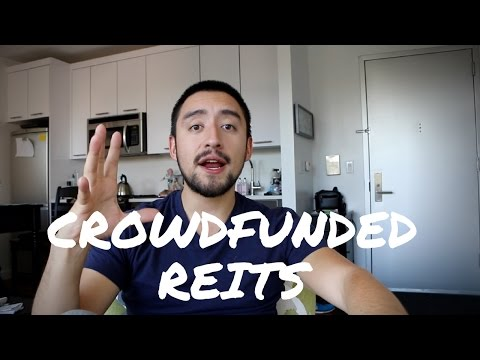 What is a Crowdfunded REIT?
