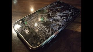 Oprava displeje a výměna baterie Iphone 6s /Iphone 6s display and batery repair
