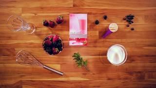 Йогурт Ягодный микс