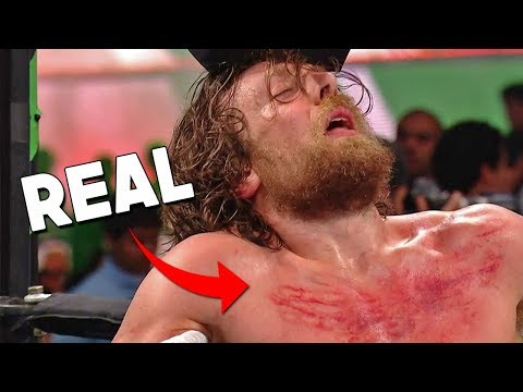 13 Wrestling Moves That Are Real (Most Dangerous Wrestling Moves Ever)