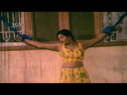 Old Man Misguide And Take Girl To Home | Sundara Kanye Kannada Movie | Kannada Super Scenes