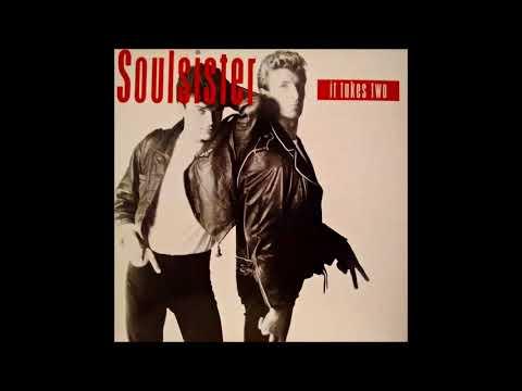 Soulsister - It Takes Two  /1988 LP Album