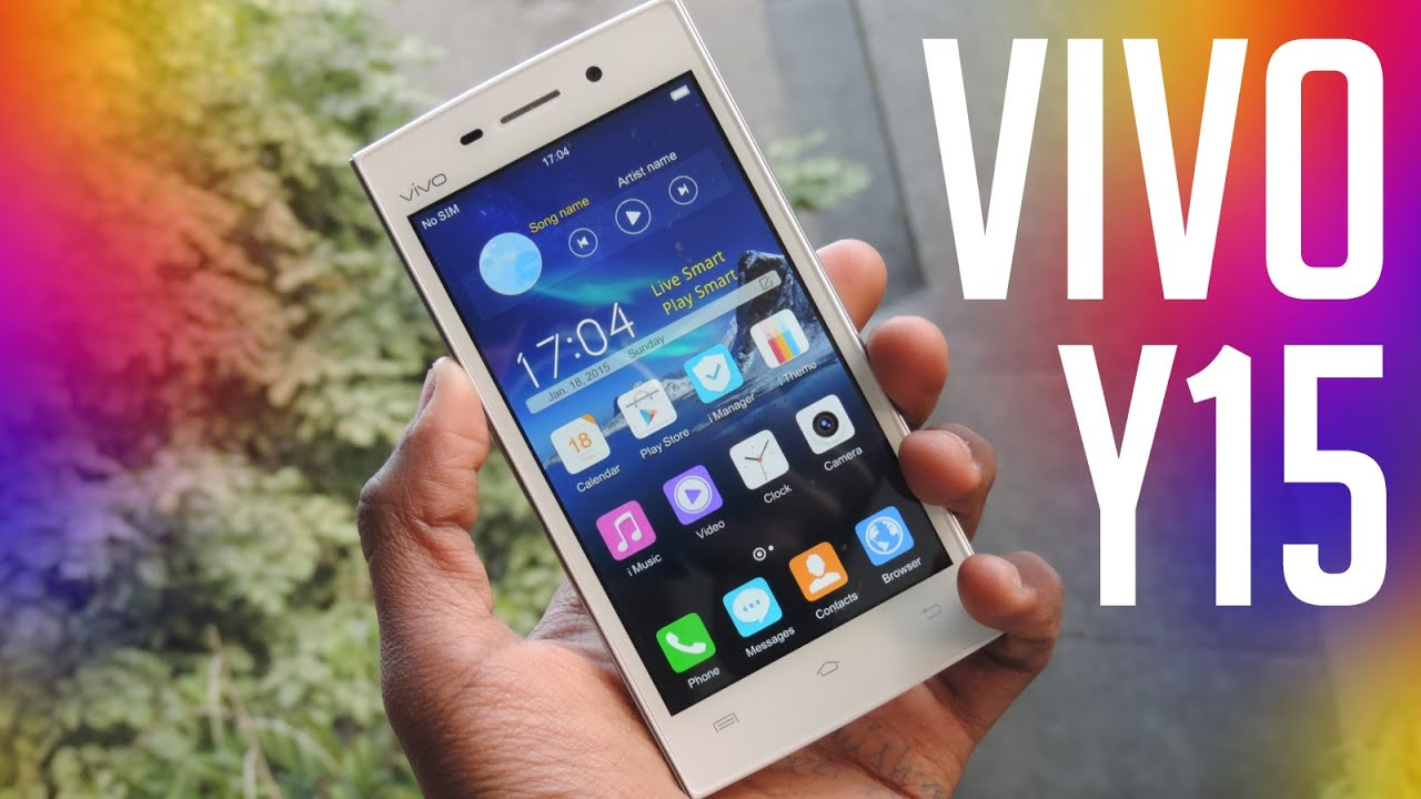 Vivo Y15 Review!