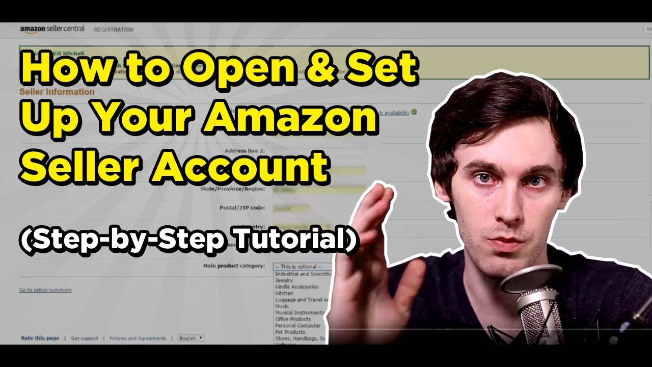 How to Sell on Amazon: The Ultimate (Step by Step) Beginner's Guide