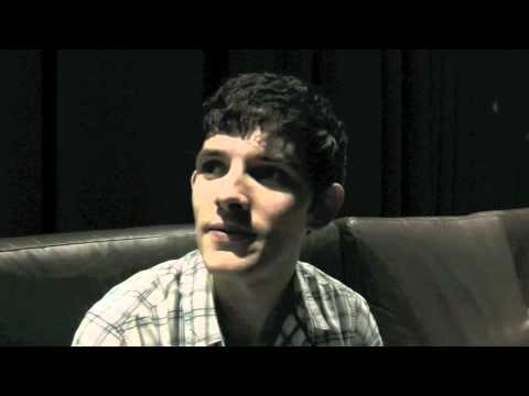Geek Syndicate - Merlin S4 Premiere at BFI - Colin Morgan Interview