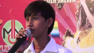 Folk Jalwa Audition In Gorakhpur ||abhishek pandey (bittu)||Nov 08