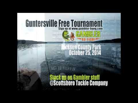 Lake Guntersville Free Bass Fishing Tournament