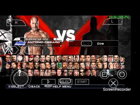 WWE 13 PSP ISO DOWNLOAD