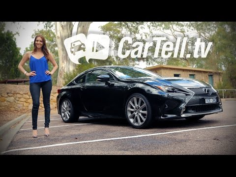 Lexus RC 350 2015 Review