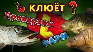 КЛЮЁТ◦level◦Русская рыбалка 4