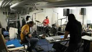 Prog rock at rehearsal place