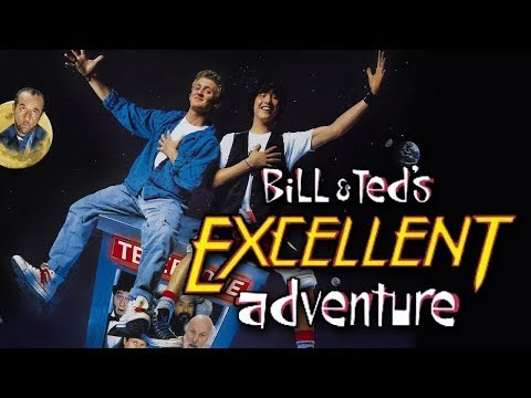 Bill & Ted's Excellent Adventure (Movie Review)