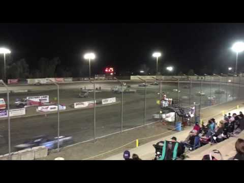 Bakersfield Speedway 9/24/16 Hobby Main