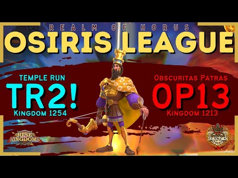 TR-P vs. S~MR