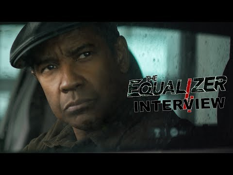 'The Equalizer 2' Interview