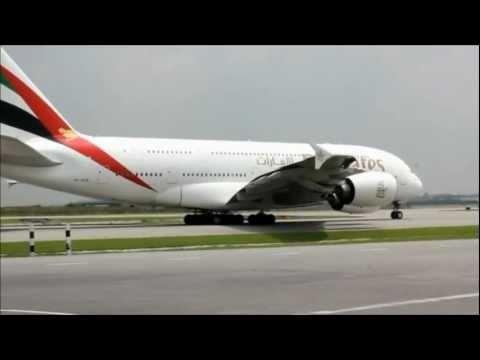EK A380 BKK