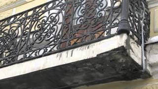 Реставрация фасада, востановление лепнины(Реставрация фасадов и восстановление лепнины на фасаде зданий в Москве: http://gor-facade.ru/montazh-lepnini/, 2015-04-22T07:28:46.000Z)