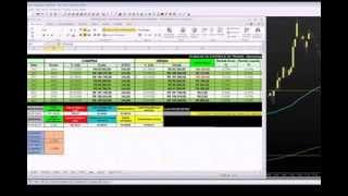 Investimentos na bolsa de valores - Técnicas de day trade e position Forex e Bolsa 30 12 2013