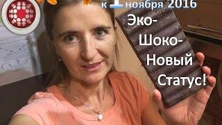 Елена Абрамова: ЗАПУСК ТРАДИЦИИ! Эко-шоколад своими руками - подарок себе всегда под рукой!