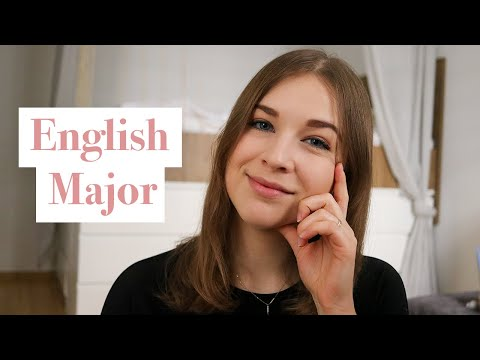 English Studies as a University Major - Subjects and specializations for English majors