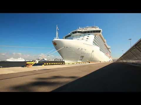 "Passenger Port of Saint Petersburg ""Marine Facade"""