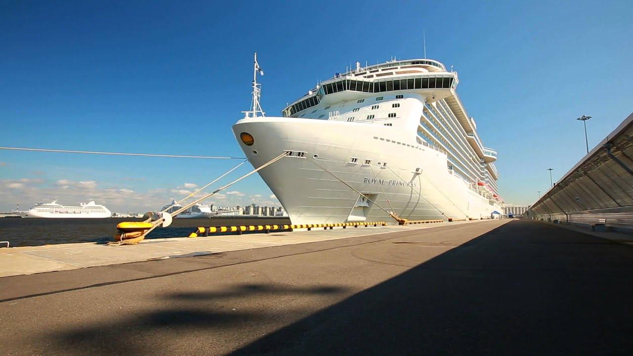 Passenger Port Of Saint Petersburg Marine Facade YouTube - St petersburg tours for cruise ship passengers