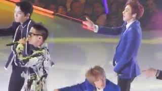 Teen Top KCON 2014 Rocking & Miss Right [Fancam]