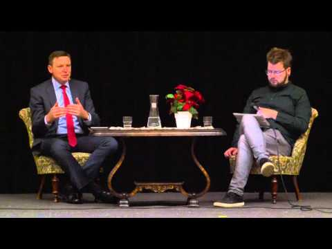 Lyle Shelton - Q and A Session (Tórshavn, Faroe Islands, 13/12-2015)