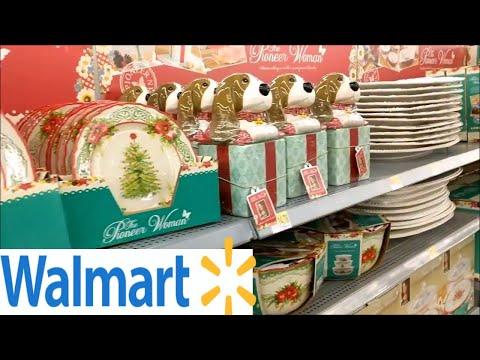Walmart CHRISTMAS, Pioneer Woman, Trees🌲 & Wreaths 2017
