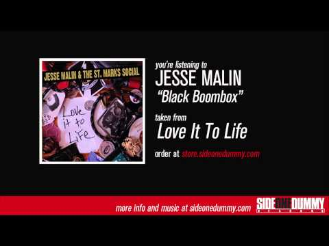 Jesse Malin - Black Boombox