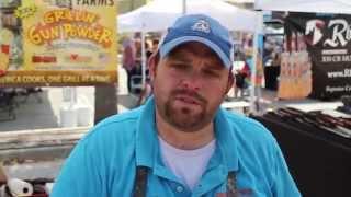 Grillin Gun Powder - BBQ Blowout 2015 - video by Gizmo Productions - Orlando, FL