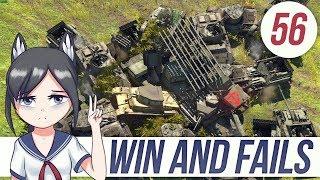 War Thunder: Wins 'n' Fails 56