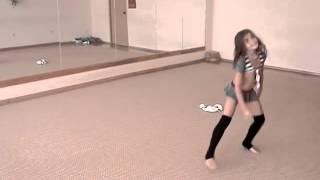 Спортивный детский танец