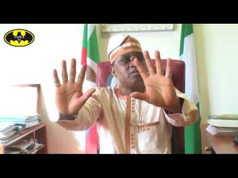 Sen. Marafa Speaks On State Of The Nation