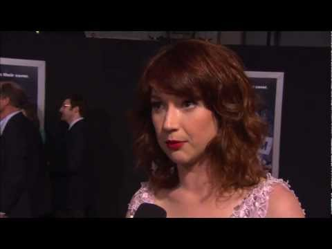 21 Jump Street: Premiere Official Red Carpet Interview Ellie Kemper [HD]