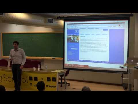 Physical-Layer Security: Bounds, Codes and Protocols (João Barros) - Part 1 (SPCodingSchool)