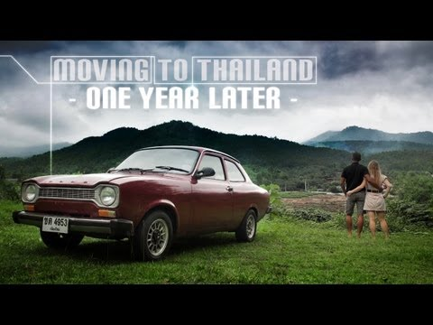 Moving to Thailand - One Year Later - The Live Thai TV5 Interview - 8MFH EP13