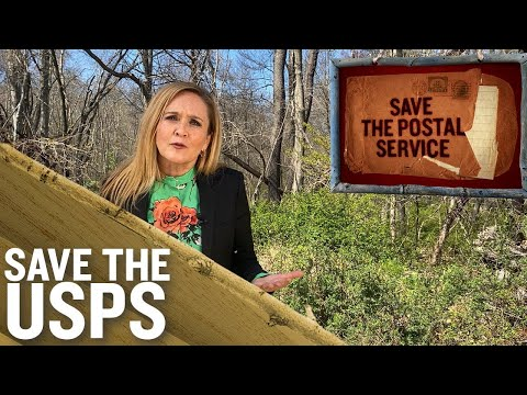 Why We Need To Save The Postal Service | Full Frontal On TBS