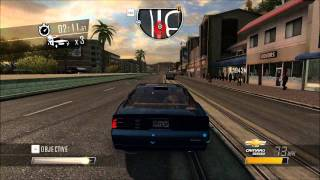 Driver: San Francisco - Police Chase Gameplay PC |HD|