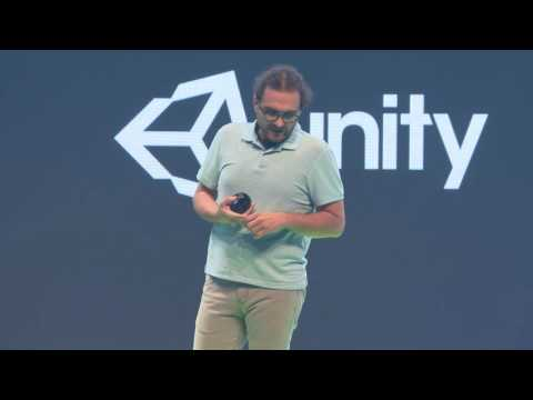 Unite Europe 2016 - Real World HoloLens Mixed Reality Development with Unity Be Part of the Future