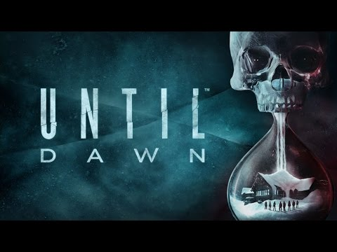 Until Dawn - Entire Game Walkthrough (With Bad Ending)