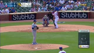 Los Angeles Dodgers vs Chicago Cubs Full Highlights Game - 6/19/18 Game 1