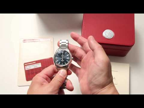 OMEGA Seamaster Aqua Terra Chronometer 41.5mm Blue Dial