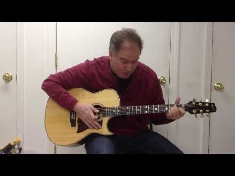Shout to the Lord - Acoustic Guitar