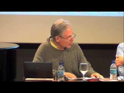Simpósio Ernesto Nazareth 150 Anos (IMS). 2ª mesa redonda. Parte 3. Palestra de Carlos Sandroni